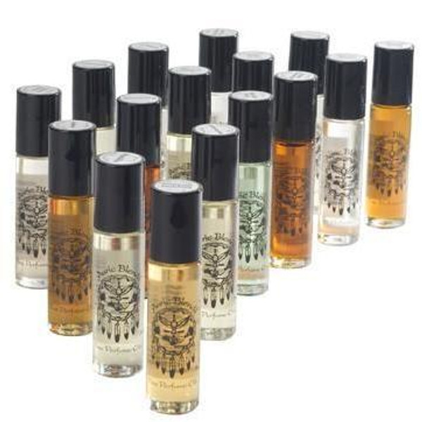 Auric Blends Perfume Roll-On Oils 1/3 oz Bottles