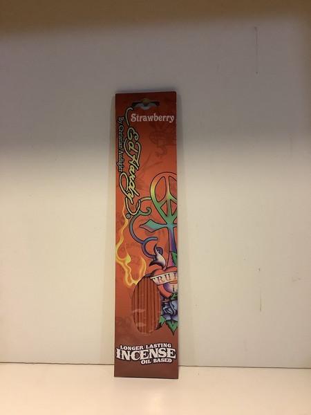Ed Hardy Strawberry Incense Sticks