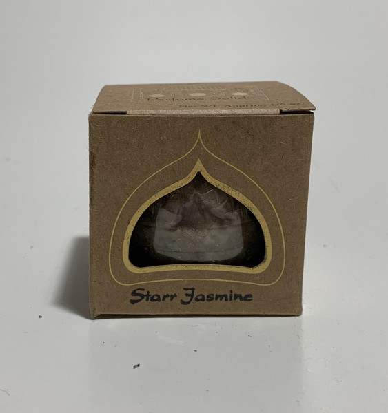Star Jasmine Auric Blends 1/5 oz Solid Perfume
