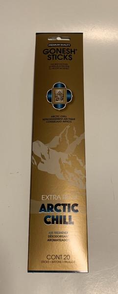 Arctic Chill Gonesh Incense Sticks 20 Pack