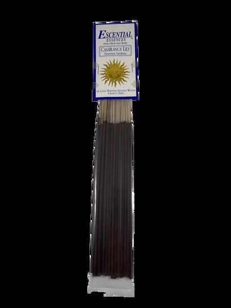 Casablanca Lily Escential Essences Incense Sticks