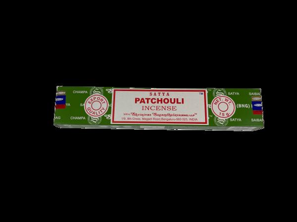 Patchouli Satya Incense Stick 15 Gram Box