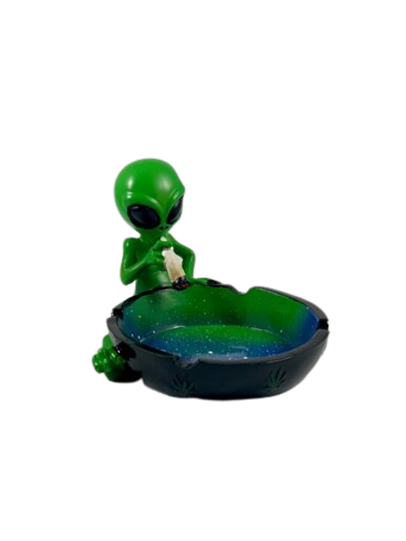 Alien Toke Ashtray
