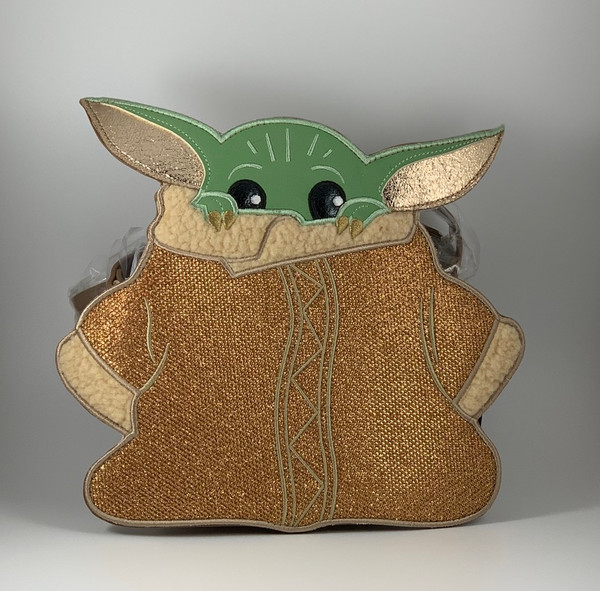 Star Wars: The Mandalorian The Child Species Unknown Crossbody Bag