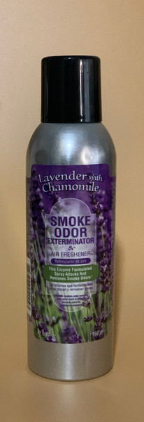 Odor Eliminator Lavender and Chamomile Home Fragrance Spray Air Freshener 7 oz.