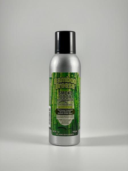Bamboo Breeze Odor Eliminator Home Fragrance Spray Air Freshener 7 oz.