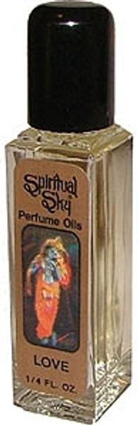 Love Spiritual Sky Perfume Oil 1/4 oz