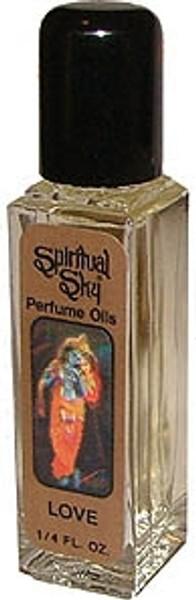 Love Spiritual Sky Perfume Oil 1/4 oz