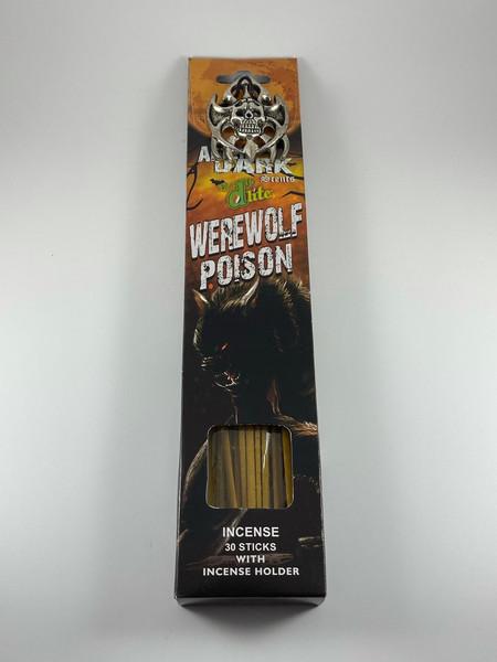 After Dark Scents - Werewolf Poison - 30 sticks