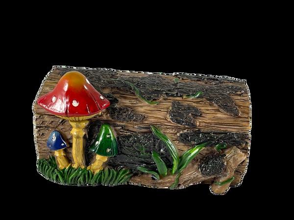 5.3 Inch Mushroom Design Stash Container Box
