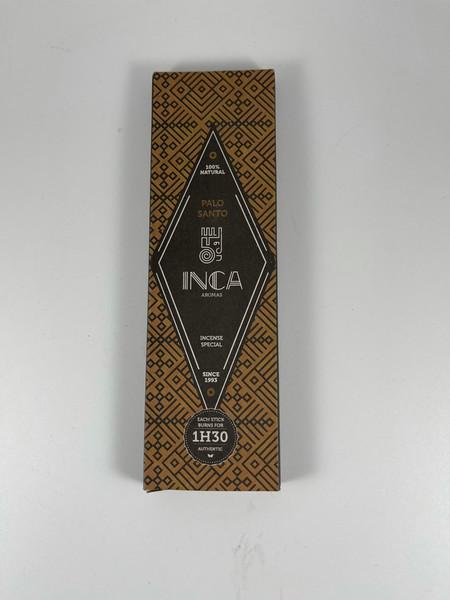 Palo Santo - Inca Aromas Incense 4 Sticks burns for 90 minutes