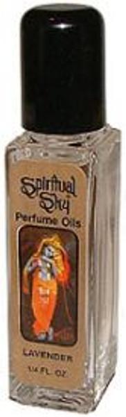 Lavender - Spiritual Sky Perfume Oil - 1/4 oz bottle