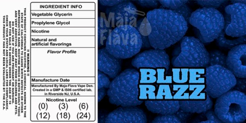 Blue Razzelberry cotton candy ! Did someone mention Snozzberries?