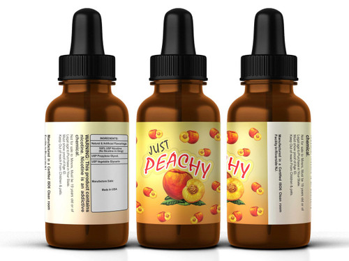 Just Peachy (100mL)