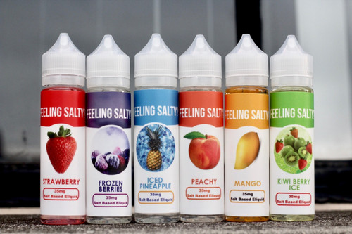 Feeling Salty Eliquids (60mL)