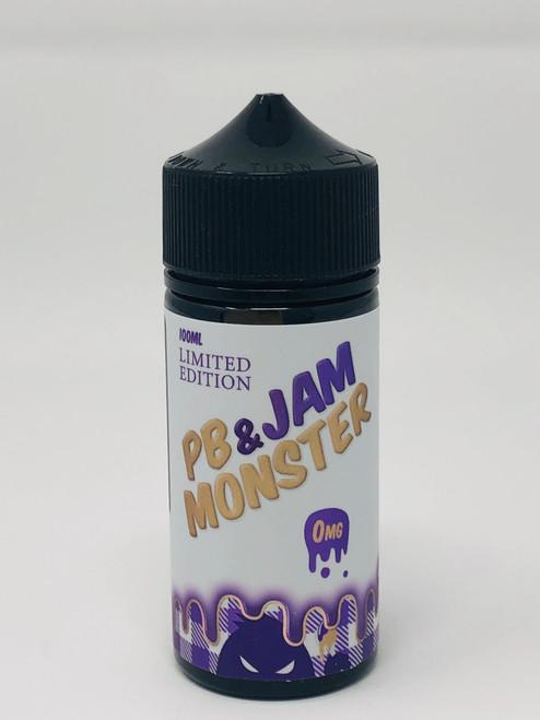 """PB &J  """"Jam Monster""""  Grape (100mL)"""