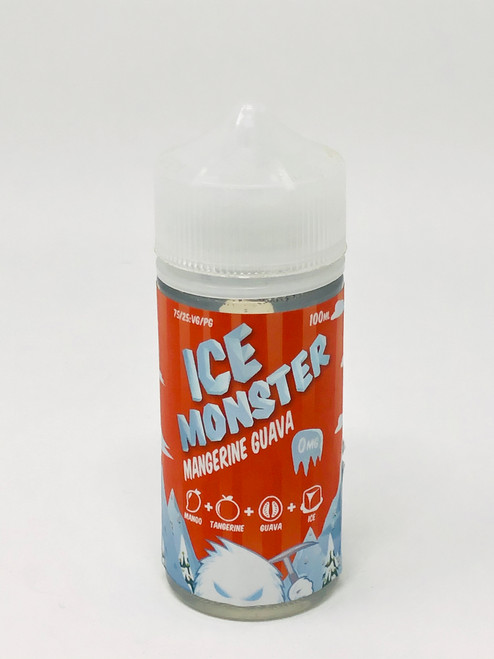 """Ice Monster"" Mangerine Guava  (100mL)"
