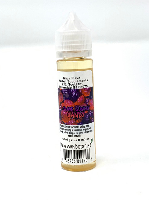 Grape Gummy Candy Botanika (60mL)