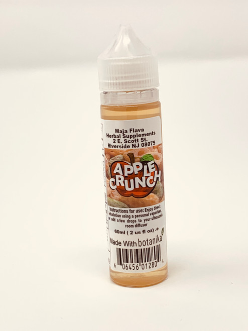 Apple Crunch Botanika (60mL)
