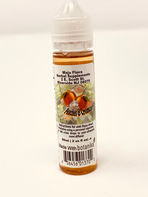 Peaches and Cream Botanika (60mL)