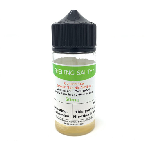 Feeling Salty Create Your Own 50mg
