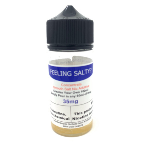 Feeling Salty Create Your Own 35mg