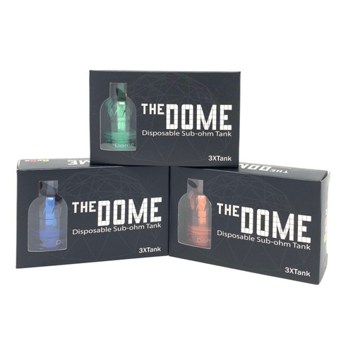 The Dome disposable tank (3 pack)