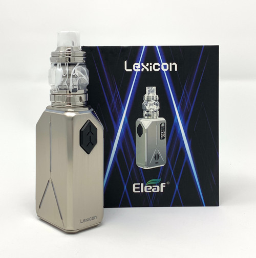 Eleaf Lexicon Full Kit