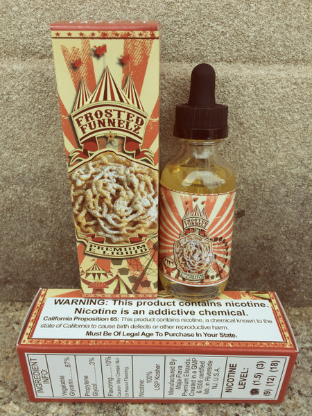 Frosted Funnelz 60ml