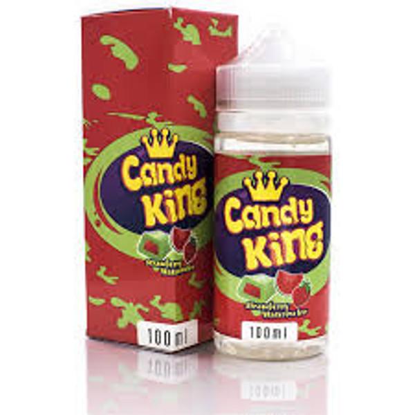 Candy King 100ml Strawberry Watermelon