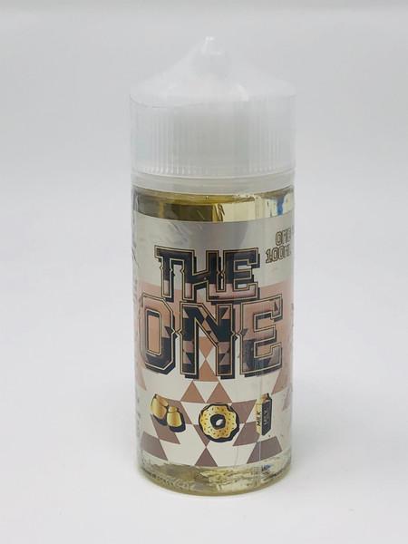 """""""The One"""" Vanilla Custard Donut (100mL)"""