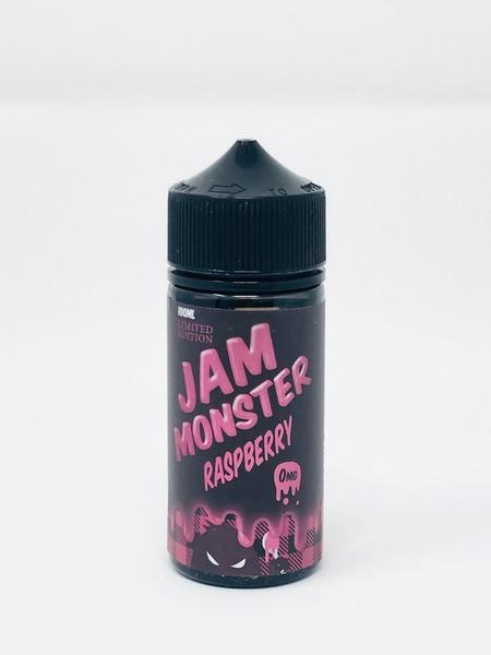 """""""Jam Monster """" Raspberry (100mL)"""