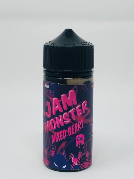 """Jam Monster"" Mixed Berry (100mL)"