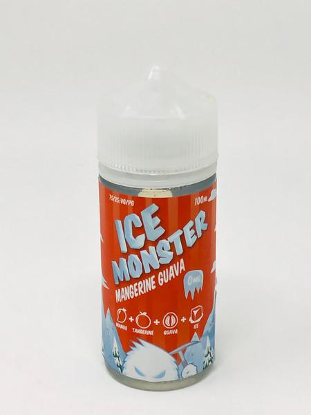 """""""Ice Monster"""" Mangerine Guava  (100mL)"""