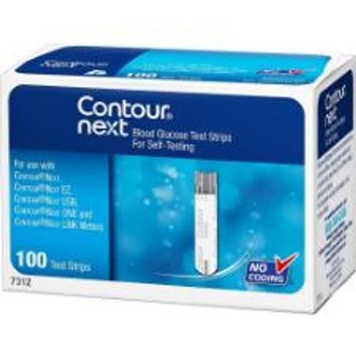 Contour Next 100 Ct