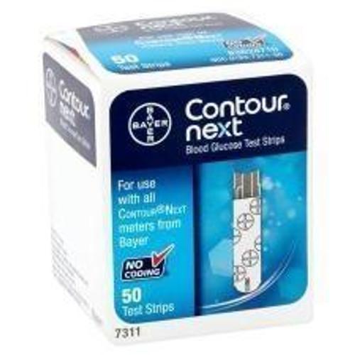 Contour Next 50 Ct