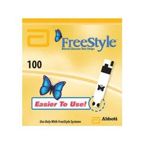 Freestyle Test Strips 100 Ct