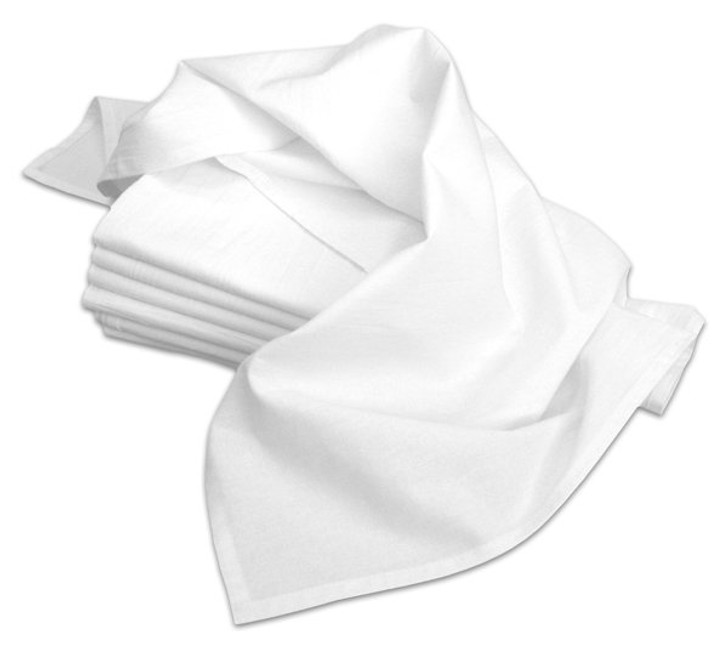 Aunt Martha's Flour Sack Towels 28x28 Package of 2