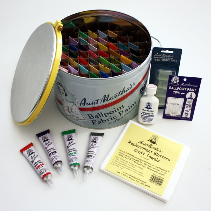 Color Caddie (Fully Stocked)
