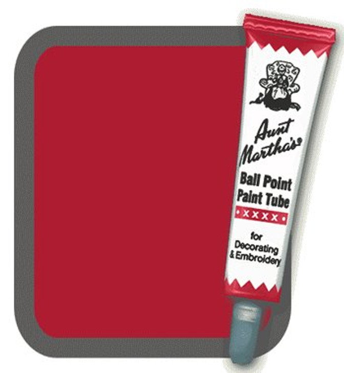 Ballpoint Paint #919 Brick Red