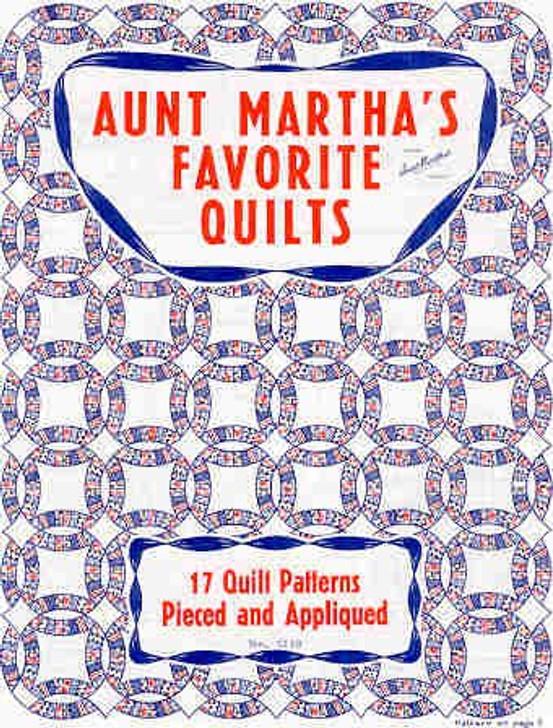 Aunt Martha's Favorite Quilts