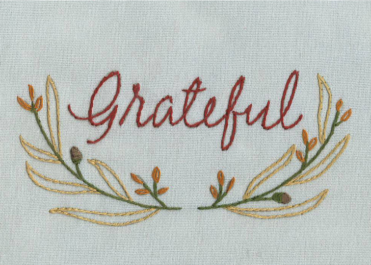 Aunt Martha's Special Edition - Grateful