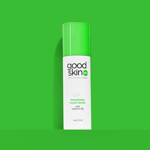 Smoothing Facial Serum Primary Packaging