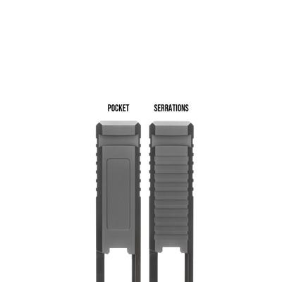 Glock Top Rear Cuts