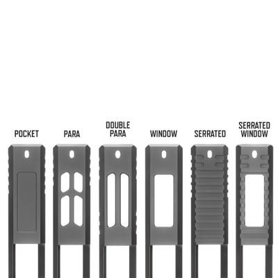 Glock Top Front Cuts