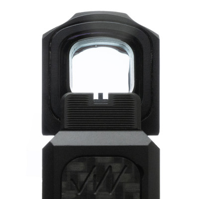 Glock Aimpoint Acro Iron Sights