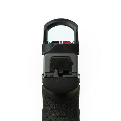 CZ P10 Iron Sights - Holosun 407C/507C/508T