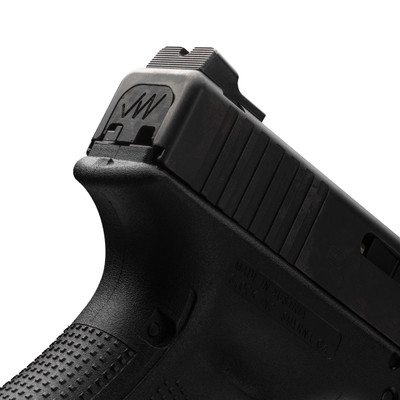 Carbon Back Plate for Glock