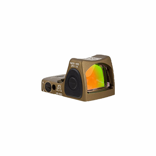 Trijicon RM06² Coyote Brown + Milling