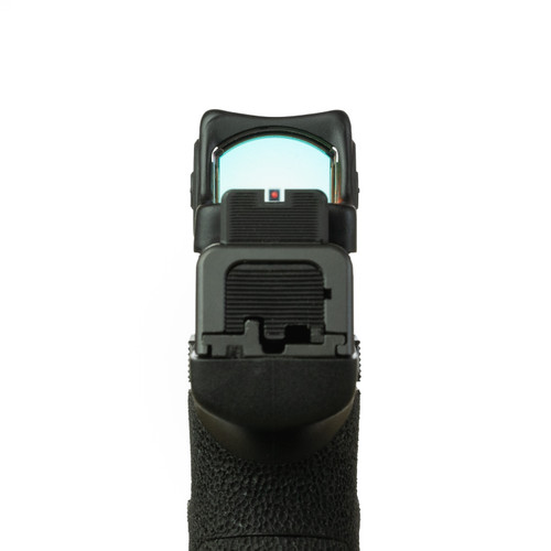 CZ P10 Iron Sights - Trijicon RMR